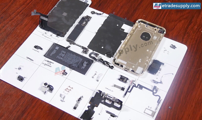 iPhone 7 whole teardown