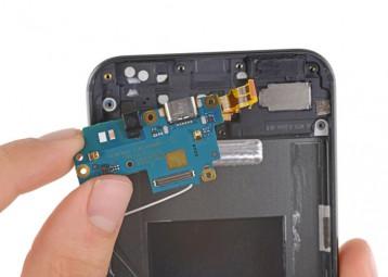 17.remove charging port felx