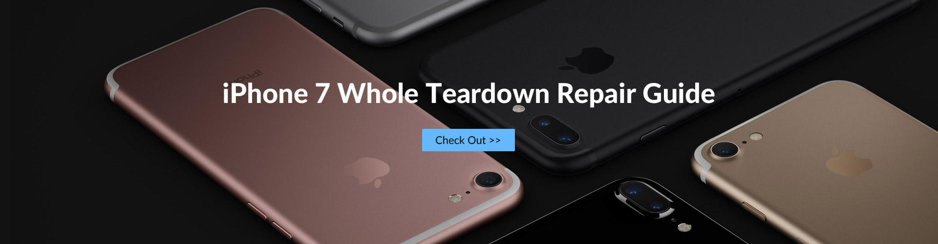 iPhone 7-teardown-repair-guide