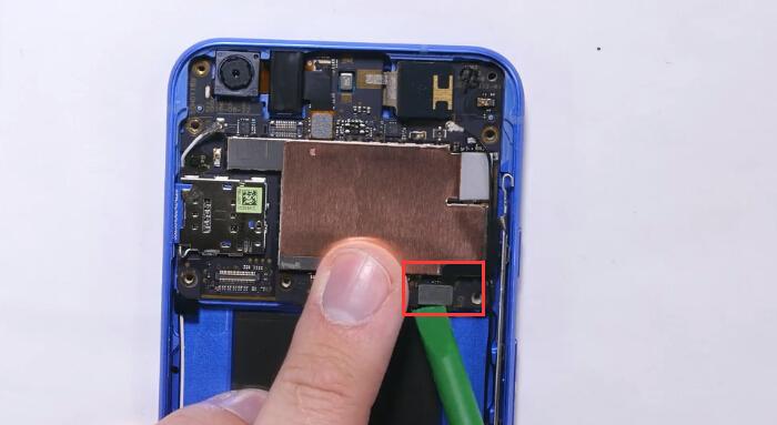 22.remove connector