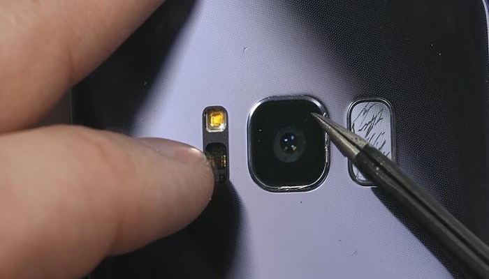 replace galaxy s8 camera lens 12
