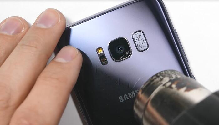 reputable site 00cf5 0a85e How To Replace Samsung Galaxy S8/S8 Plus Rear Camera Lens