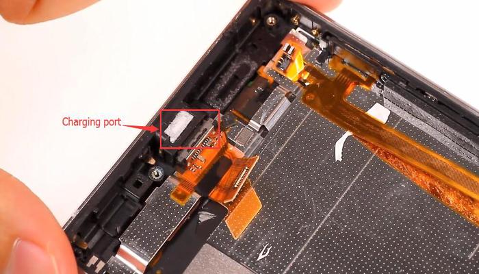 Sony Xperia XZ Premium TeardownDisassembly020