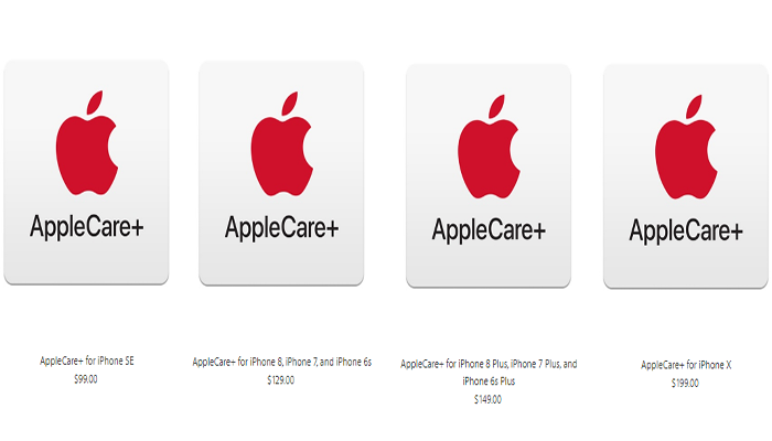 AppleCare+ price