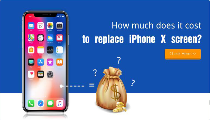 how much does an iphone cost to make how much does it cost to replace the iphone x screen 7214