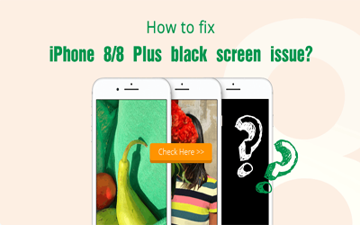 iphone screen went black how to fix how do i fix iphone 8 8 plus screen black issue 2338