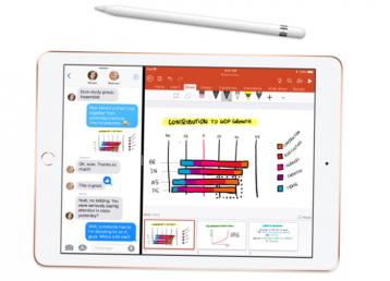 iPad 2018 with Apple Pencil