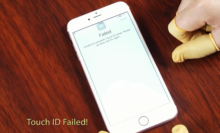 Why Touch ID Not Working After Screen Replaced