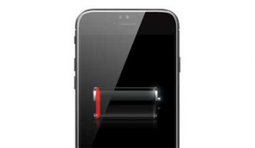 iPhone 8 battery drains fast