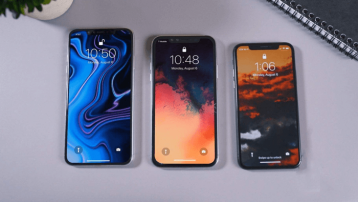 2018 new iPhone, 6.5 inch, 6.1 inch and 5.8 inch