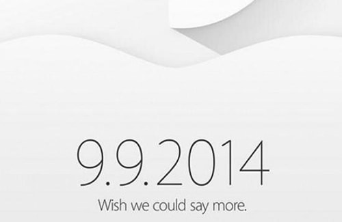 Apple 2014 special event