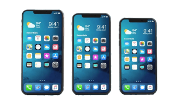 new iPhone 2018 with 3 models