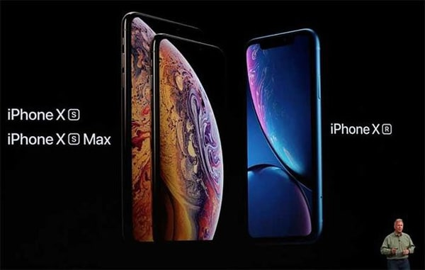iPhone XS, XS Max and XR image
