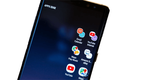 12. Samsung Galaxy Note 9 with Apps Pair