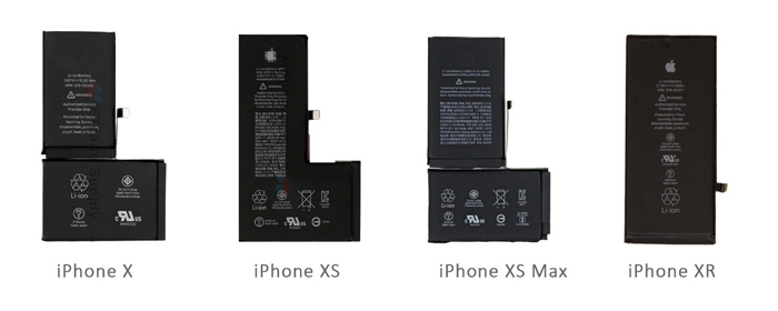 iphone x, xs, xs max and xr battery replacement image