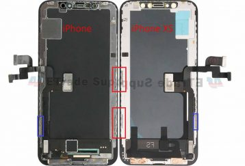 iPhone X and iPhone XS image compare 1