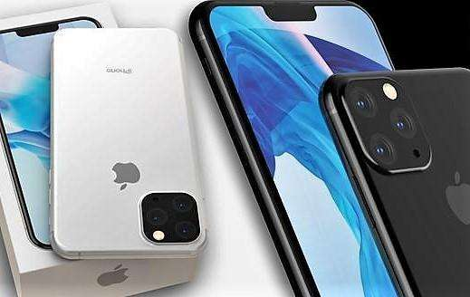 iPhone XI triple cameras function