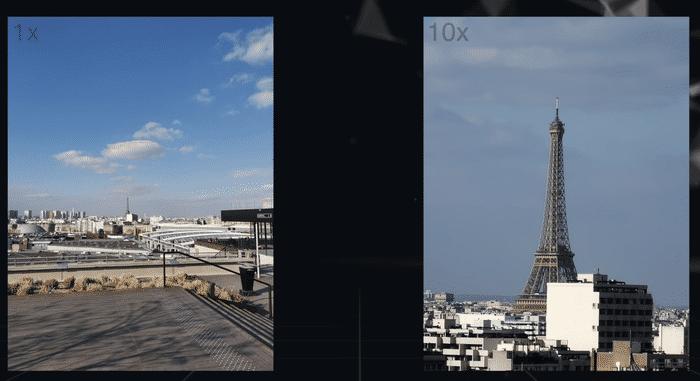 Huawei P30 Pro 10 times zoom