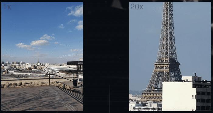 Huawei P30 Pro 20 times zoom