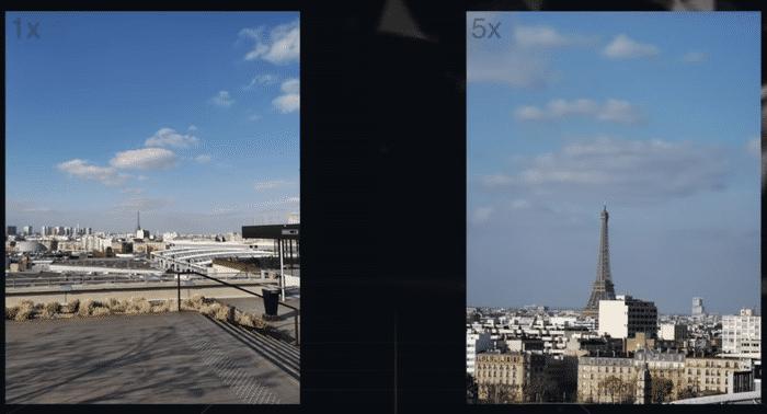 Huawei P30 Pro 5 times zoom