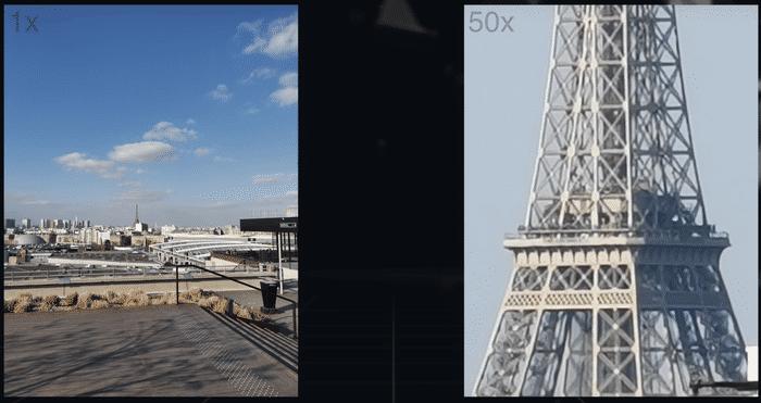 Huawei P30 Pro 50 times zoom