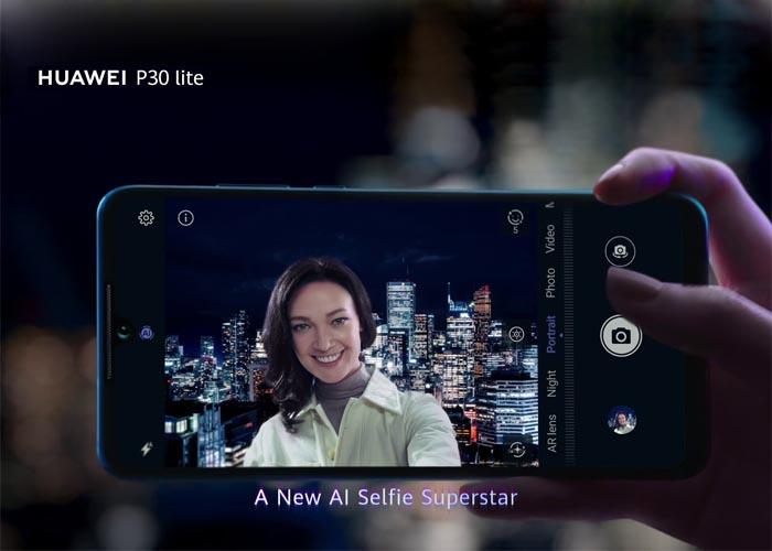 Front-facing Camera HDR+ Backlight Smart Selfie