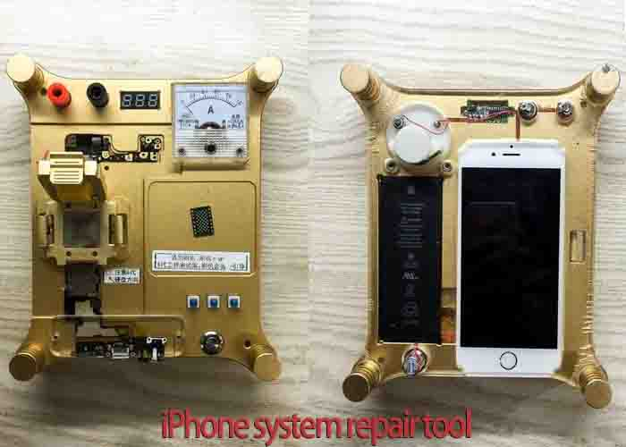 iPhone system repair tool