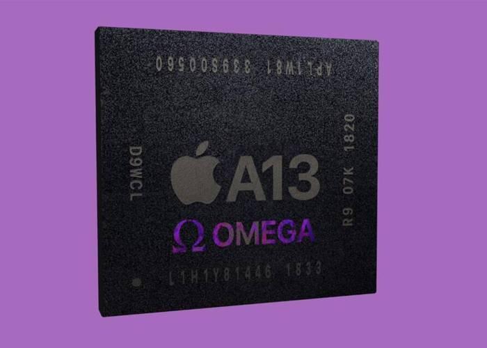 A13 chip