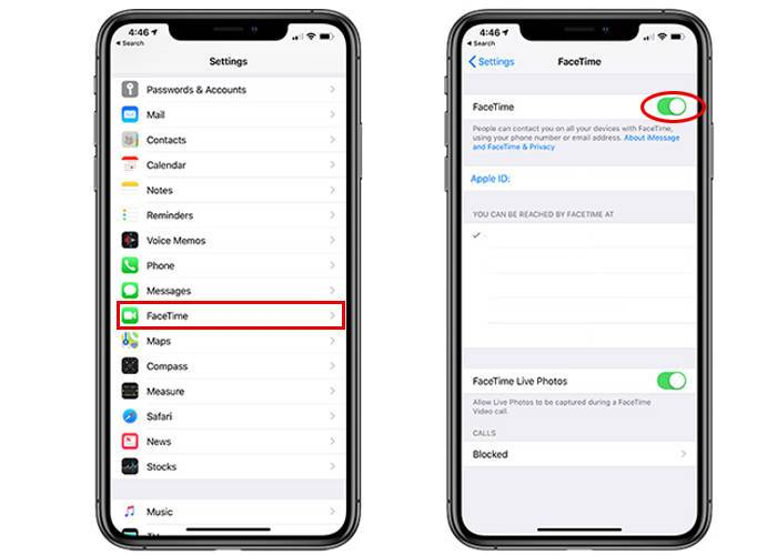 iPhone XR check server status