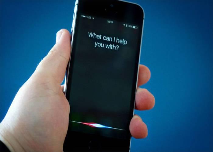 Test iPhone Mic using iPhone Siri