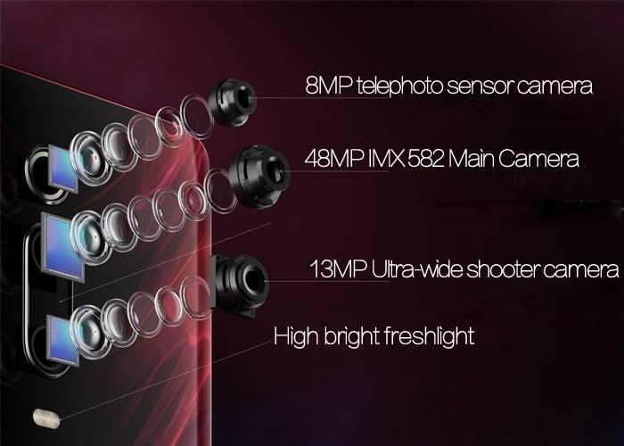 Redmi K20 triple rare cameras