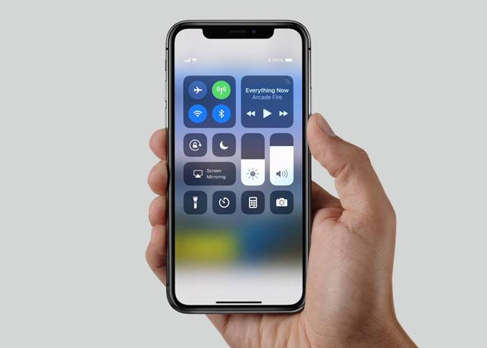 get familiar with iPhone XR gesture control
