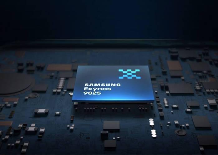 Samsung Note 10 EUV processor