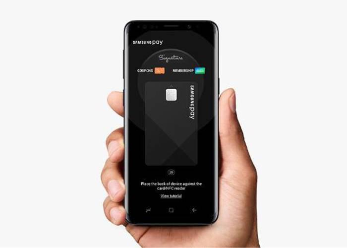 Samsung Galaxy A80 NFC Samsung Pay