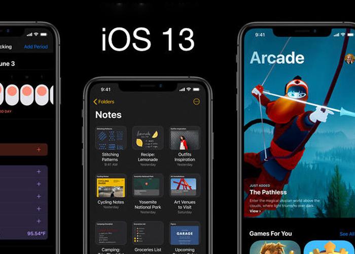 iOS 13 Arcade