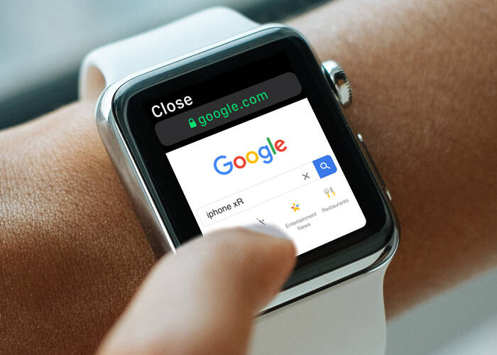 view Safari website on Apple watch 5 (1)