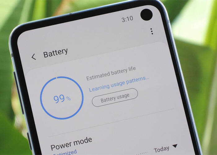 Use Battery Usage Feature to Check on Apps