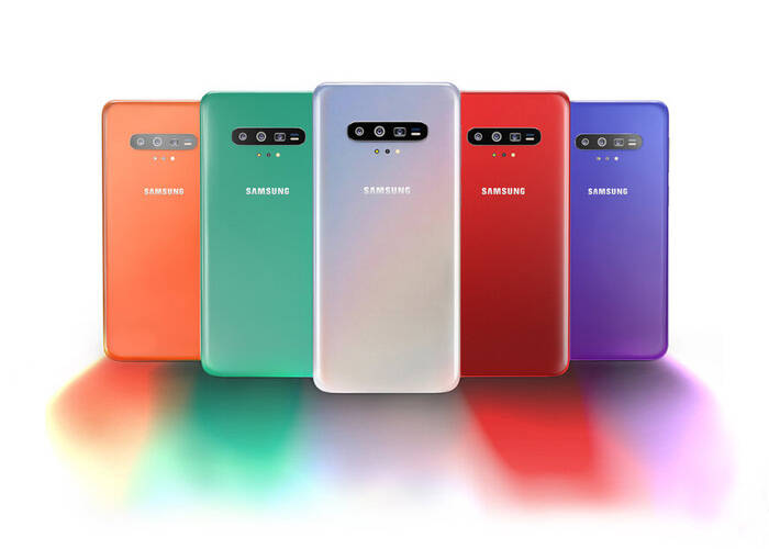 Samsung Galaxy S11 preview