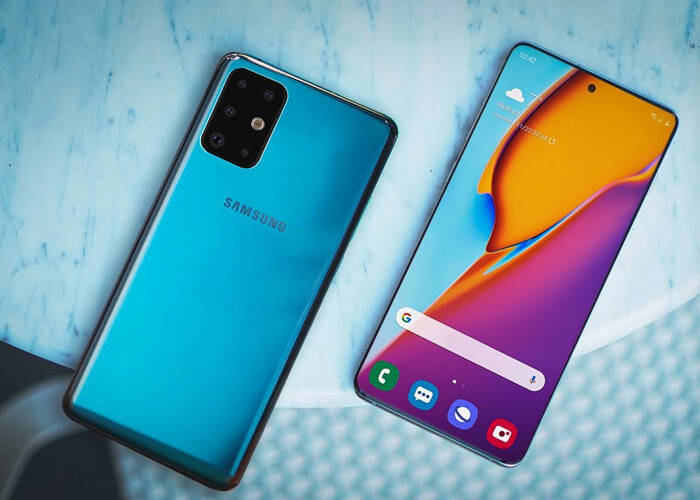 what is Samsung S11 look like