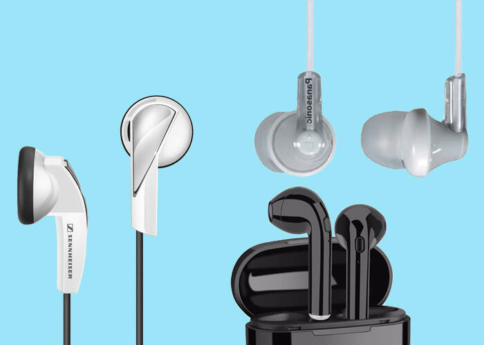 earbuds types