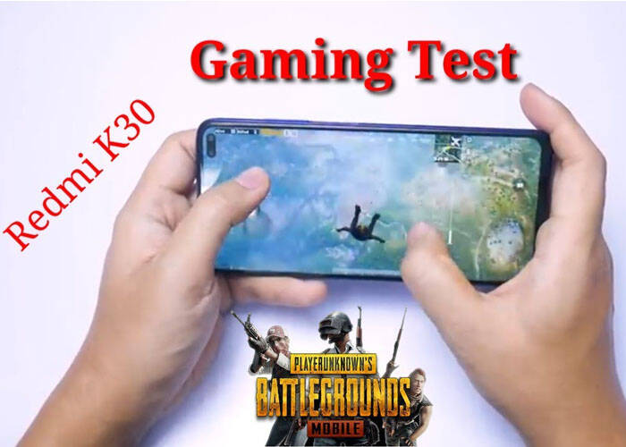 Redmi K30 for gaming