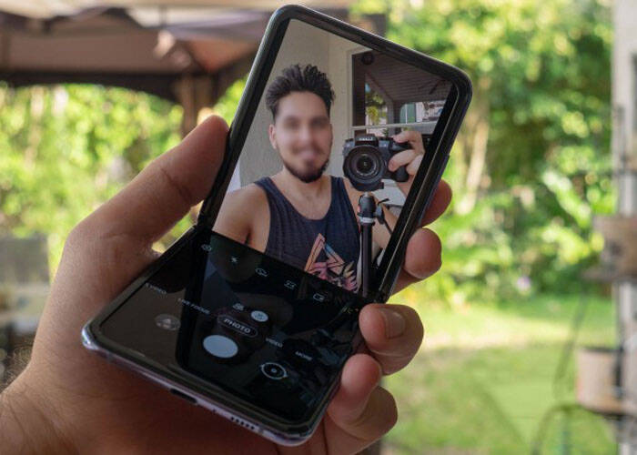intelligent camera mode