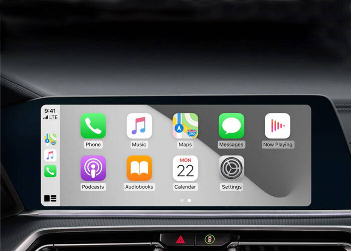 iOS 14 CarPlay