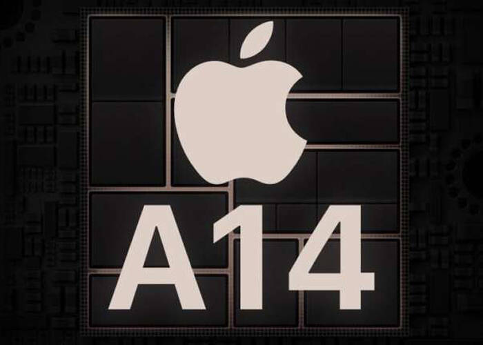 iPhone 12 A14 chipset