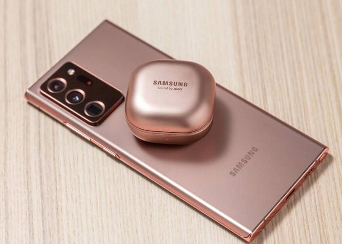 Samsung Note 20 Ultra wireless charging other device