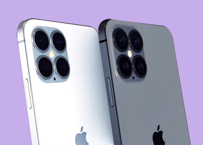 iPhone 13 bigger rear camera module