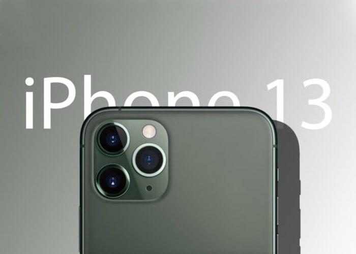iPhone 13 large ROM storage