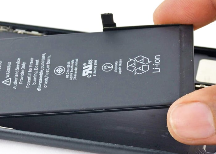 iPhone 13 small battery with longevity