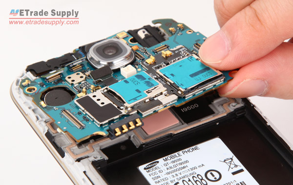 how to take apart samsung galaxy s5