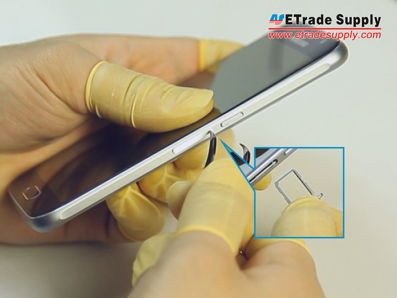 How To Disassemble Take Apart Tear Down The Samsung Galaxy